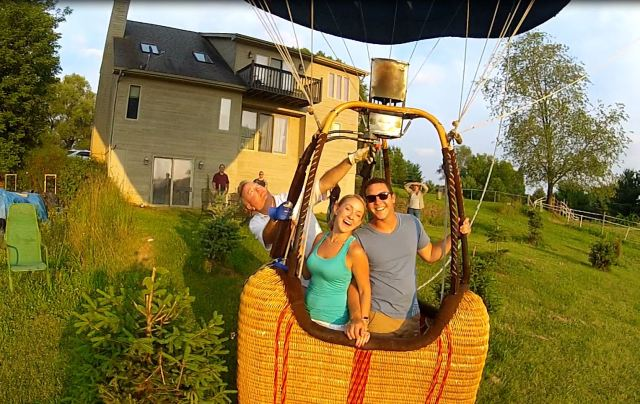 Landed Amy & Adam 7-10-15